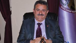 """Çetindoğan: """"Esnaf Ve Sanatkarlarımız Meydanda Olacak"""""""