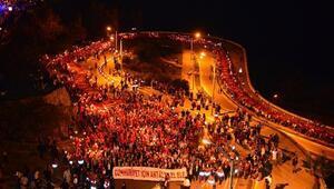 Muratpaşa'da 19 Mayıs Coşkusu