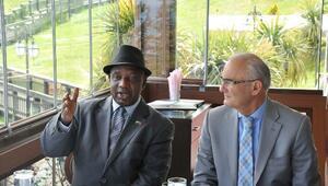 Başkan Yılmaz Afrikalı Elçileri Ağırladı