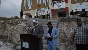 Muhacir Ensar Kardeşliği Derneği Açıldı