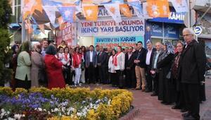AK Parti Amasra Seçim Bürosu Açılışı