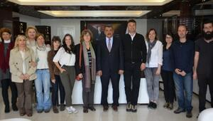Başkan Gürkan: Arslantepe'yi Dünyaya Tanıtmalıyız