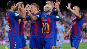 Barcelona 3-2 Sampdoria / MAÇIN ÖZETİ