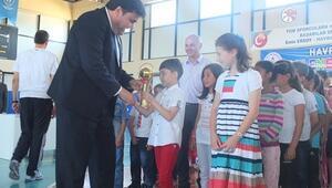 Havran'da Çocuk Oyunları Turnuvası Yapıldı