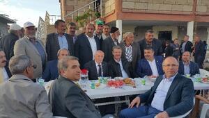 AK Parti Milletvekili Ve Adayı Karayel Çiftçilerle Buluştu