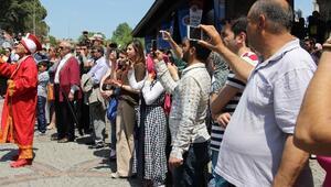 Edirne Vakıflar Bölge Müdürlüğü'nden Etli Pilav Ve Ayran İkramı
