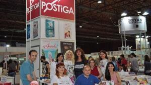 Postiga Yazarları Kocaeli Kitap Fuarı'nda Kitapseverlerle Buluştu