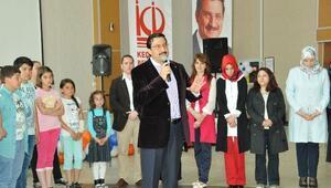 Başkan AK Osmanlıca Kursu Mezunlarına Belgelerini Verdi