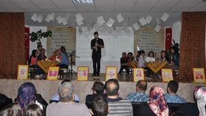 Pınarbaşı'nda Şiir Dinletisi Düzenlendi