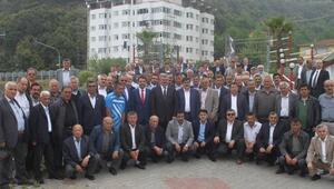 Çaturoğlu, Başbakan Davutoğlu'nun Zonguldak Mitingini Değerlendirdi