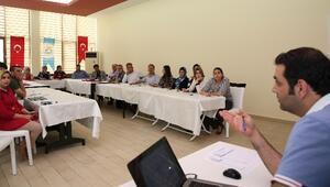 Haliliye Belediyesi'nden Personele Otomasyon Eğitimi