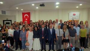 Gönüllü Öğreticilere Teşekkür Töreni