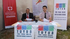 'Uluslararası Sınırsız Dostluk Yarı Maratonu' 14 Haziran'da Edirne'de Yapılacak
