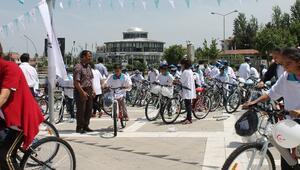 Sağlıklı Ve Hareketli Yaşam İçin 180 Bisiklet Dağıtıldı