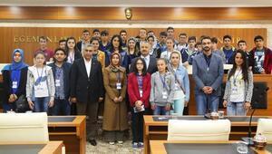 Samsun'un Çocukları Milli Mücadele Yolu'nda Erzurum'da