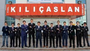 Kılıçaslan'ın Ortaokullu Öğrencileri Küresel Sorunlara Çözüm Aradı