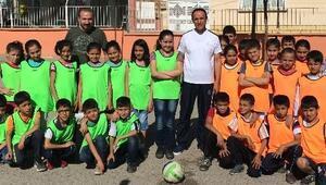 Şehit Adem Yavuz İlkokulu Çocuk Oyunları Şenlikleri Başladı