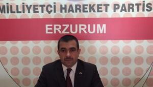 MHP İl Başkanı Anatepe'den Mitinge Davet