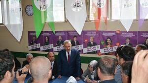 AK Parti Van Milletvekili Adaylarından HDP'ye Ziyaret