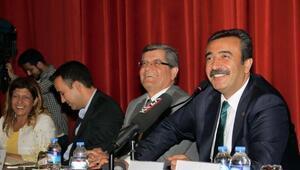 Başkan Çetin'den Halk Günü'nde Sitem