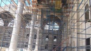 Çamlıca Camii Hızla Yükseliyor