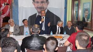 AK Parti Milletvekili Adayı Yelkenci: İnkumu Tüneline Hemen Başlayacağız