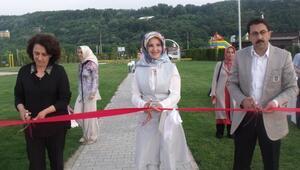 Arifiyeli Öğretmenlerden Ebru Sergisi