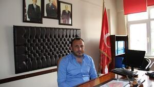 """MHP Ereğli İlçe Başkanı Şeker """"Seçmen MHP'ye 'Hazır Ol' Mesajı Verdi"""""""