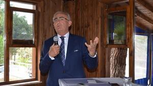 Bafra'da Kırsal Kalkınma Toplantısı