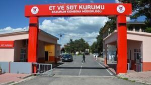 Erzurum Kombina'dan Erzurum'a ET Desteği