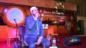 'Hısn-ı Mansur'da Ramazan Akşamları Başladı