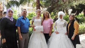 Erdemli'de 3 Farklı Kurs İçin Belge Töreni