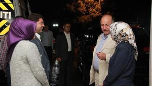 Vali Azizoğlu Huzurevi Sakinleriyle İftarda Buluştu