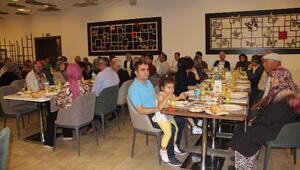 Çan'da Şehit Ailelerine İftar Yemeği