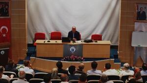 Bayburt Üniversitesinde Prof. Dr. Gülcü Ve Prof. Dr. Tozlu'dan Eğitim Semineri