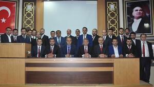 İnegölspor'da Eşref Güç, Güven Tazeledi