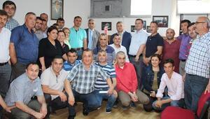 GMİS'in TTK Genel Müdürlük Temsilcilik Odası Açılışı Yapıldı