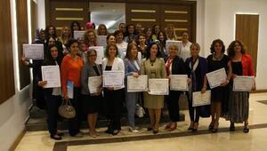 Kadın Girişimci Yönetici Okulu Sertifika Töreni