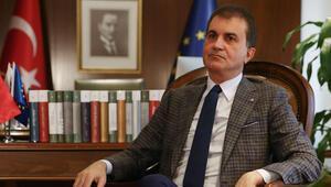 AB Bakanı Çelik, Alman Bakan Roth'la telefonda görüştü