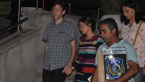 Kadın hakim ve savcı eşi el ele gözaltına alındı