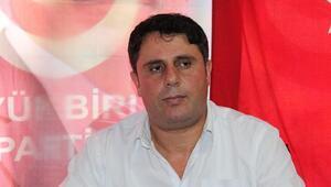 BBP Sason İlçe Başkanı Bayralı'nın Tehdit Edildiği İddiası