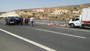 Ak Parti Gaziantep Milletvekili kazada yaralandı (2) - yeniden