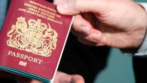 20.000 İngiliz pasaportu kayıp