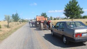 Beyşehir'de Araç Muayene İstasyonu Önünde 30 Haziran Yoğunluğu