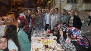 """Başkan Usta: """"Ramazan'ın Anlamı Paylaşmak"""""""
