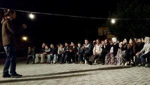 Gündüzler'de 'Köyde Şenlik Var' Projesi