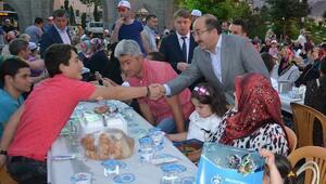 Trabzon'da Oruçlar Yetimlerle Açıldı