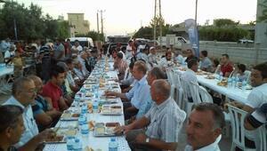 Didim Belediyesinin İftar Yemeği Organizasyonu Yalıköy'de Başladı
