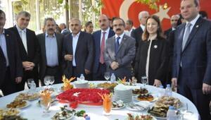 Bakan Ayşenur İslam, Sakarya Protokolü İle Bayramlaştı