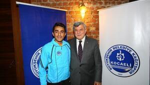 EYOF'a Kocaelili İki Sporcu Katılacak